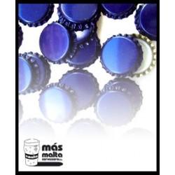 Chapas Cerveza Azul