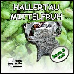 Hallertau Mittelfruh- flor -2015