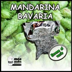 Mandarina Bavaria- flor -2015