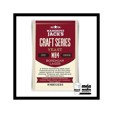 Mangrove Jack's CS Yeast M84 Bohemian Lager (10g)