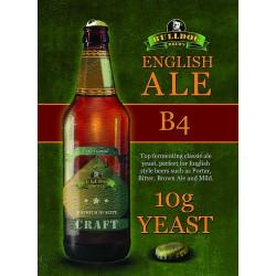 Bulldog B4 English Ale 10g