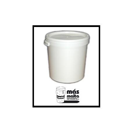 Cubo Fermentador 30 litros con grifo + Airlock junior