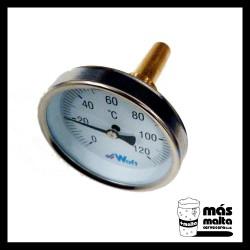 Termómetro con vaina (instalado Olla INOX)