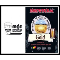 beerkit BREWFERM gold for 12l