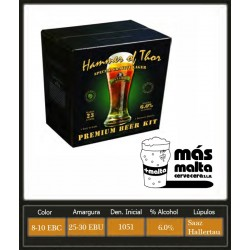 Hammer of Thor Special Gravity Lager 4Kg (23L)