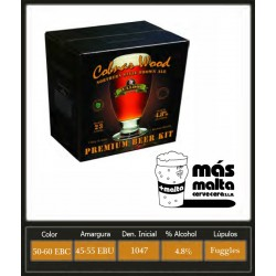 Cobnar Wood Northern Brown Ale 3,8Kg (23L)