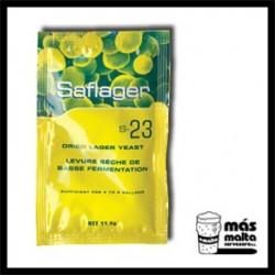 Levadura Lager (SAFLAGER S-23)
