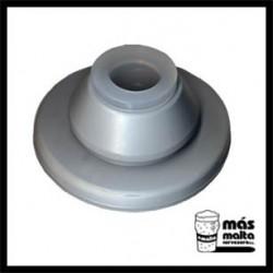 Tapón goma reutilizable para lata 5 litros