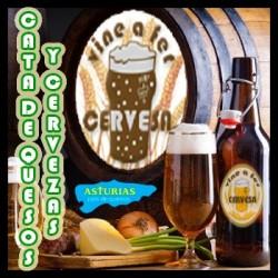 TALLER cata de Quesos y Cervezas 13:15h