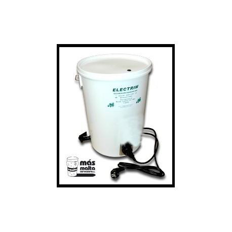 Caldero 25L eléctrico -plástico-