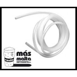 Tubo de silicona Diam:8mm (1.5 m)