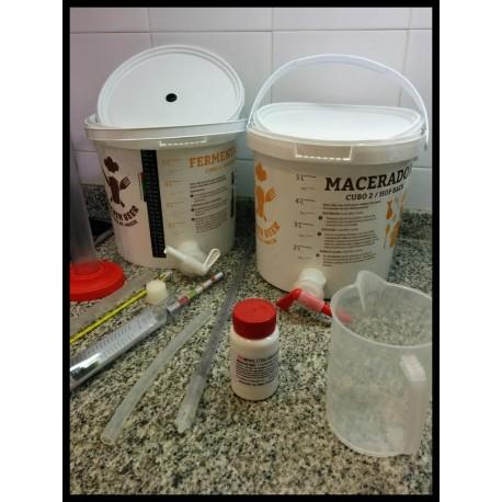 EQUIPO Kitchen-Beer 5L productivos