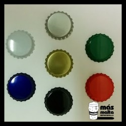 Chapas cava 29mm color