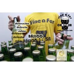 TALLER BASICO de Detección defectos de Sabor en las Cervezas
