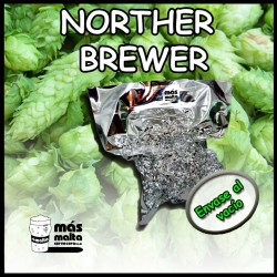 Northern Brewer - flor -2014