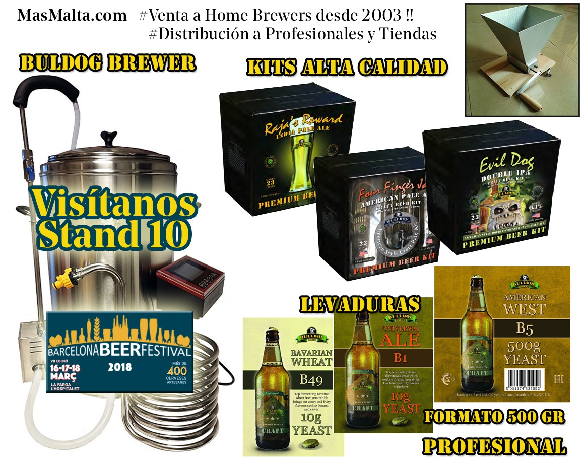 BB18 productos BULLDOG