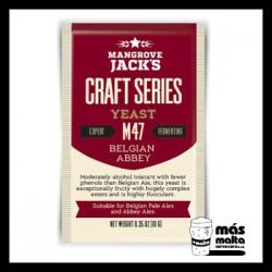 Mangrove Jack's CS Yeast M47 Belgian Abbey (10g)