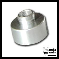 CORONA 29 mm (cava) para Chapador semi-pro metalico
