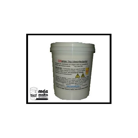 OXIpron - Limpiador OXI (Higienizante) 6 Kg