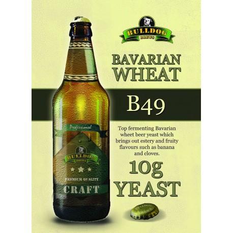 Mangrove Jack's CS Yeast M20 Bavarian Wheat (10g)
