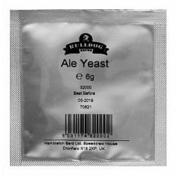 Bulldog Ale Yeast 6g