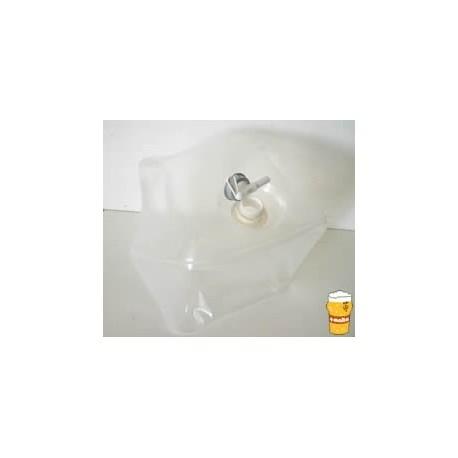 Fermentador secundario 20 litros (Cubitainer)