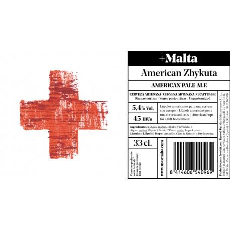 American Zhykuta bot. 33Cl