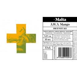 A.W.A. – Mango's Edition bot. 33Cl