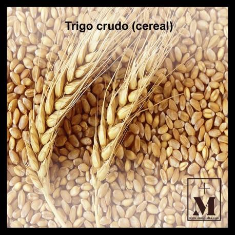 Trigo crudo (cereal)