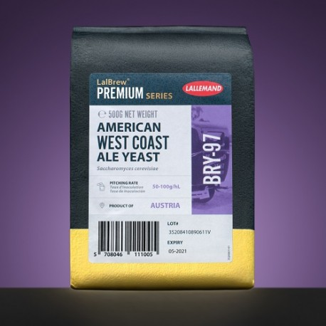 Lev Lallemand BRY-97 500g -American West Coast Ale