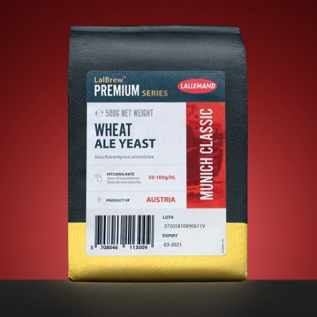 Lev Lallemand Munich CLASSIC 500g -(trigo)Wheat B
