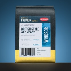 Lev Lallemand Windsor 500g - British Style Ale Yeast