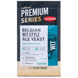 Lev Lallemand Wit 11g - Belgian Wheat style Ale yeast