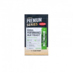 Lev Lallemand Nottingham 11g - Ale Yeast