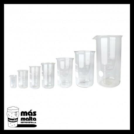 Vaso precipitado 1L -vidrio tipo Pyrex-