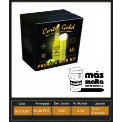 Cortez Gold Mexican Cerveza 3Kg (23L)