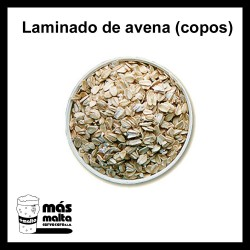 Laminado avena (oat) 500 g