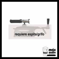 COMPLEMENTO espita- Dispensador de Gas. CO2 (lata5L)