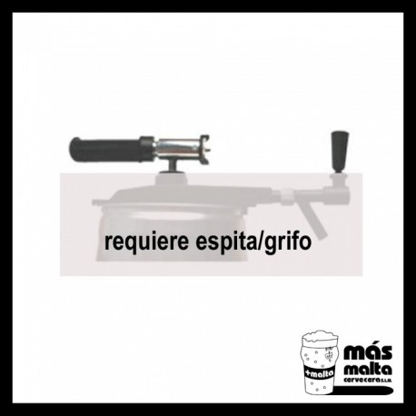 COMPLEMENTO espita- Dispensador de Gas. CO2 (lata5L)