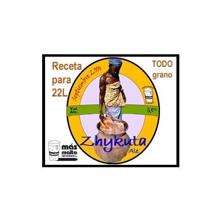 Maltkit ZHYKUTA- Pale Ale inglesa 22L