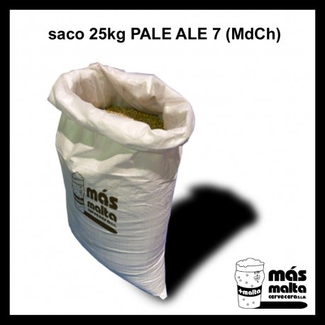 Malta-bio PaleAle 7 saco 25kg