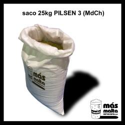Malta-bio Pilsen 3 saco 25kg