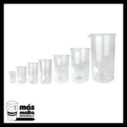 Vaso precipitado 400ml -vidrio tipo Pyrex-