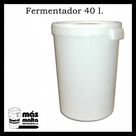 Cubo Fermentador 40 litros